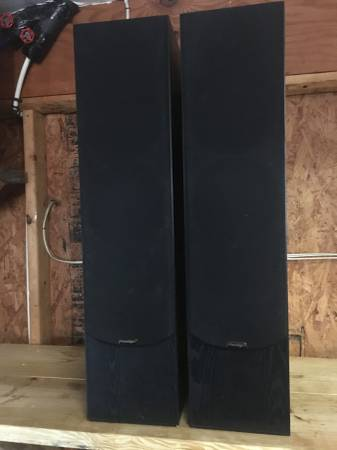 Photo Paradigm Monitor 7 Tower Speakers - $400 (Surf City)