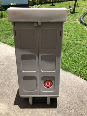 Photo Rolling Tool Box - TOOL KADDIE Porta-Nizer for tools, cleaners, etc - $75 (Wilmington, NC)