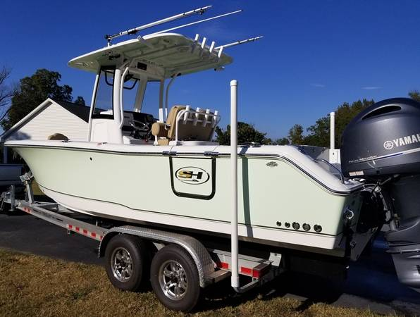 Photo Sea Hunt Gamefish 25 - $93,250 (North Carolina)