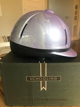 Photo Troxel Riding Helmet - Barely Used - $35 (Ogden)