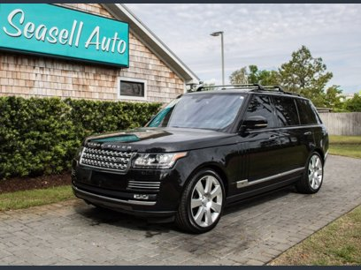 Photo Used 2016 Land Rover Range Rover Long Wheelbase Autobiography for sale