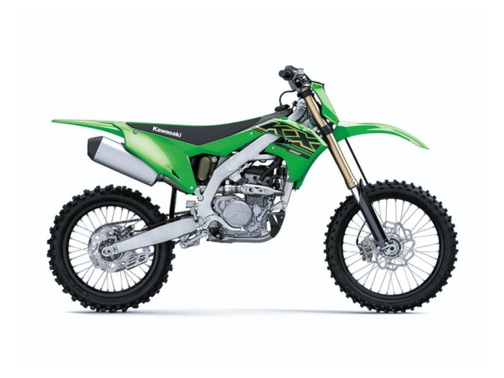 Photo 2021 Kawasaki KX 250
