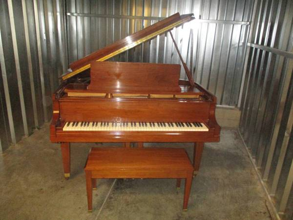Photo BALDWIN MODEL R GRAND PIANO  - $5,995 (CARY NORTH CAROLINA)