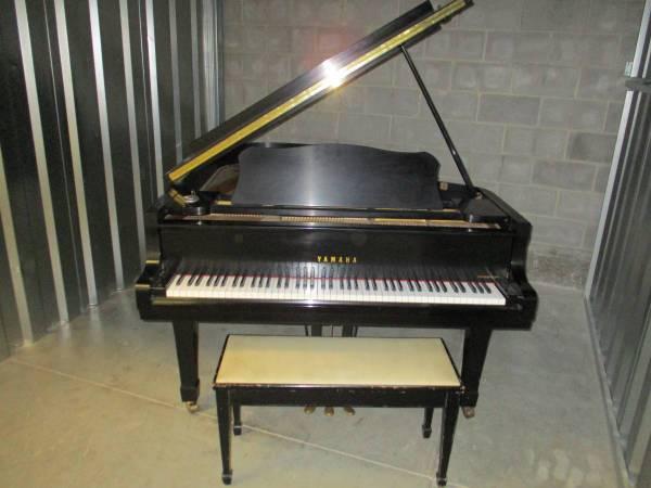 Photo YAMAGA G3 GRAND PIANO  - $7,995 (CARY NORTH CAROLINA)
