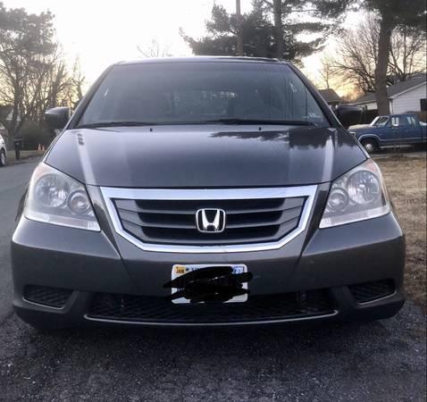 Photo 08 Honda Odyssey LX - $4,200 (Winchester)