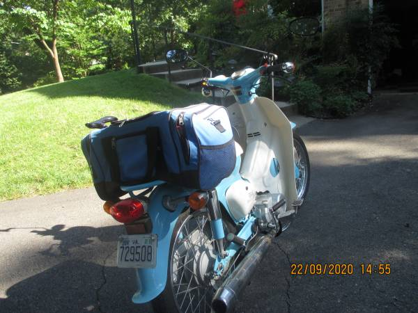 Photo 110ccBMS-Bimetro Honda cub clone - $1,400 (alexandria)