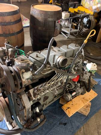 Photo 12v p-pump Cummins motor - $2,300 (Augusta wv)
