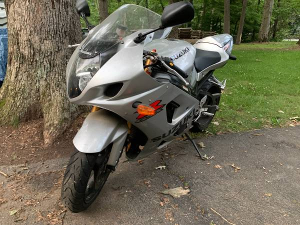 Photo 2003 Suzuki GSXR - $4,500