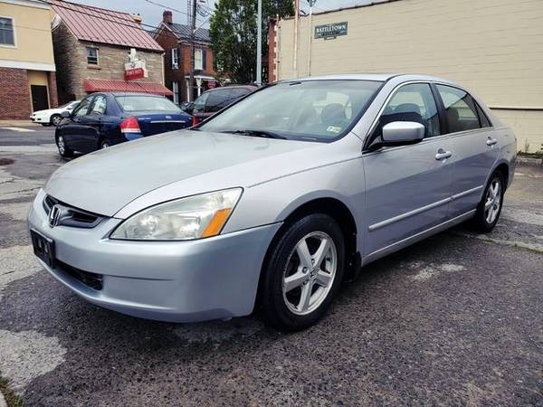 Photo 2004 Honda Accord Loaded Excellent Condition - $6,450 (Berryville)