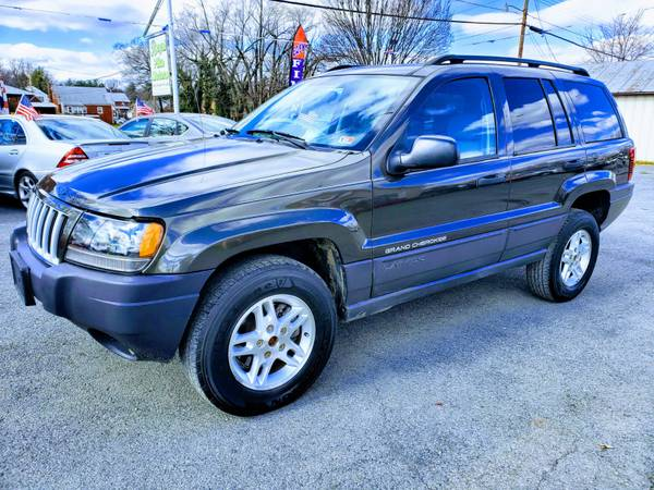 Photo 2004 JEEP GRAND CHEROKEE LAREDO 4X41-OWNERPERFECT3 MONTH WARRANTY - $5990 (ROYAL PIKE MOTORS)