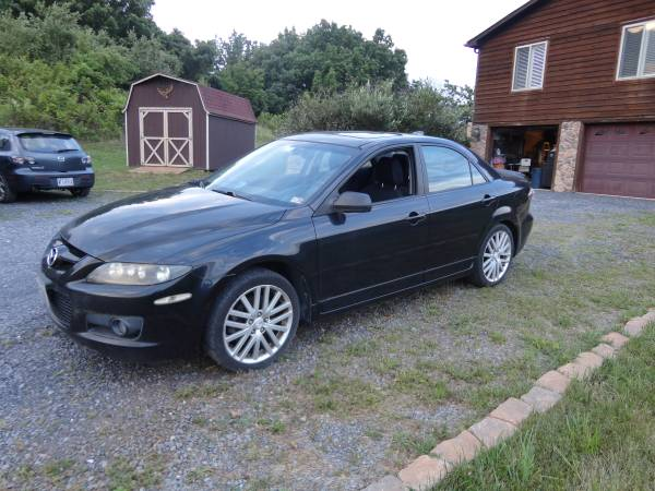 Photo 2006 Mazda Speed 6 Turbo - $4,800 (Front Royal)