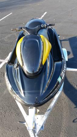 Photo 2007 Yamaha GP1300R jet ski - $5,200 (Annandale)