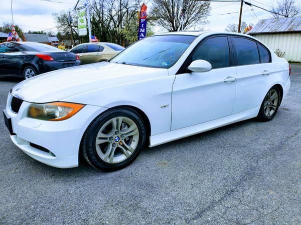 Photo 2008 BMW 328 XI SPORT AWD   6 MONTH WARRANTY  FULL GAS TANK - $6990 (ROYAL PIKE MOTORS)