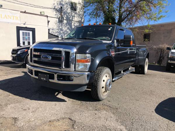 Photo 2008 FORD F450 DUALLY LARIET DIESEL GAURANTEED APPROVAL 2500$ DOWN - $32,995 (Front royal)