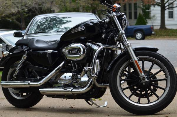 Photo 2008 Harley Davidson Sportster 1200 - $3,750 (Ashburn)