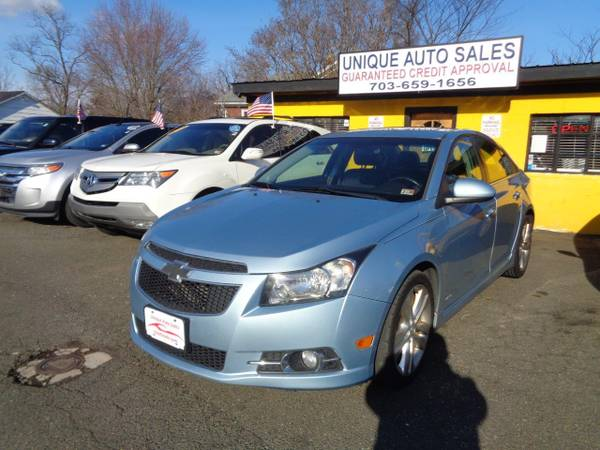 Photo 2012 CHEVY CRUZE RS LTZ ( FULLY LOADED ) - $6650