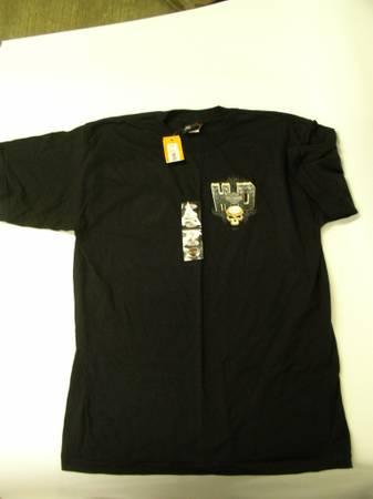 Photo 3 Different New Harley Davidson Black T shirts Size XL  L - $10 (Frederick Md)