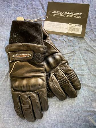 Photo Harley Davidson Women39s Medium FXRG Performance Gloves New - $75 (Arlington)