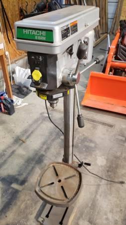 Photo Hitachi B16RM drill press - $1800 (Winchester)