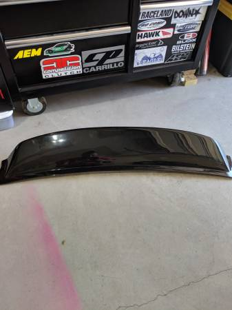 Photo JDM mid wing (rear window visor) for 2012-2015 Honda Civic Sedan - $25
