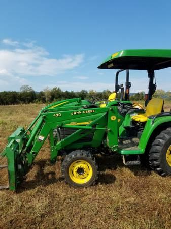 Photo John Deere 4310 Tractor - $15,500 (Rileyville Va)