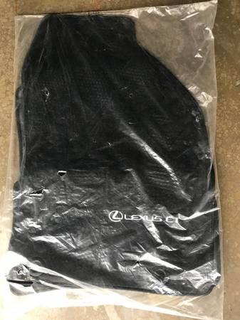 Photo LEXUS CT 200H OEM FLOOR MATS - $95 (HAGERSTOWN)