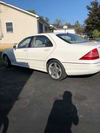 Photo Mercedes S500 2006 - $5400 (Martinsburg)