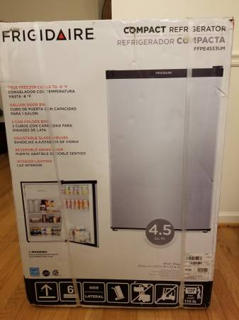 Photo Mini Fridge - $249 (Stephens City)