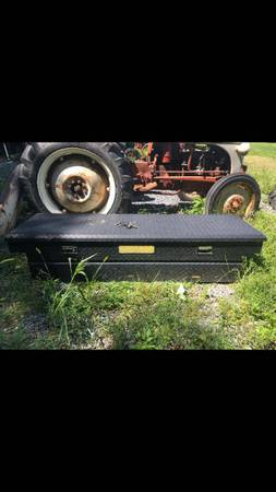 Photo Northern Tool Aluminum Truck Tool Box - $250 (Woodstock)