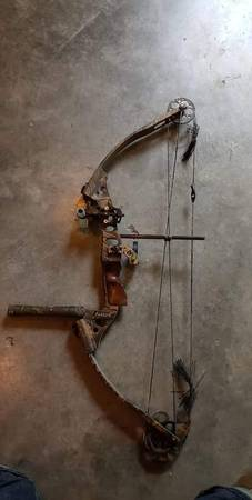 Photo Parker left handed bow - $250 (Front Royal)