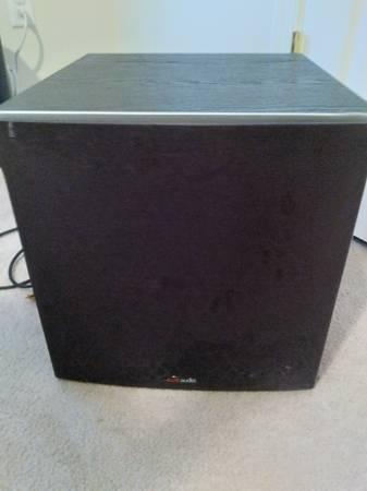 Photo Polk Audio Subwoofer - $75 (Winchester, VA)