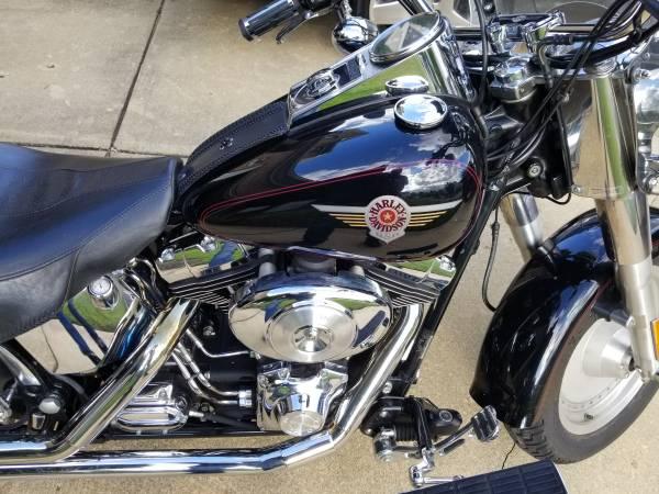 Photo Price Reduced 2000 Harley Davidson Fat Boy  - $6,100 (Accokeek)
