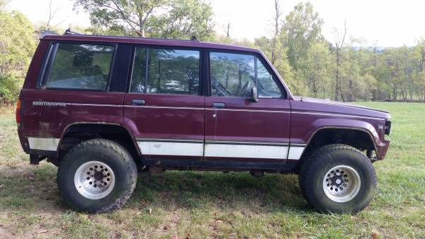 Photo Rock Crawler Project or Parts - $750 (Gore)