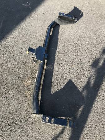 Photo Towing frame  bike rack hitch - $150 (Winchester)