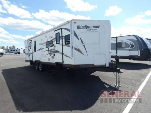 Photo Travel Trailer 2015 Forest River RV Rockwood Wind Jammer 2809W - $17,995