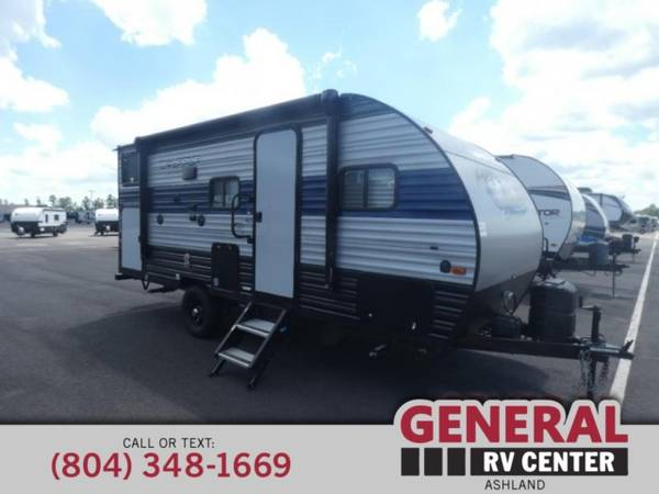 Photo Travel Trailer 2020 Forest River RV Cherokee Wolf Pup 17JG - $21,995