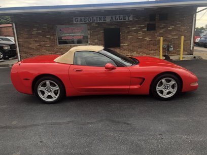 Photo Used 1998 Chevrolet Corvette Convertible w Memory Pkg for sale