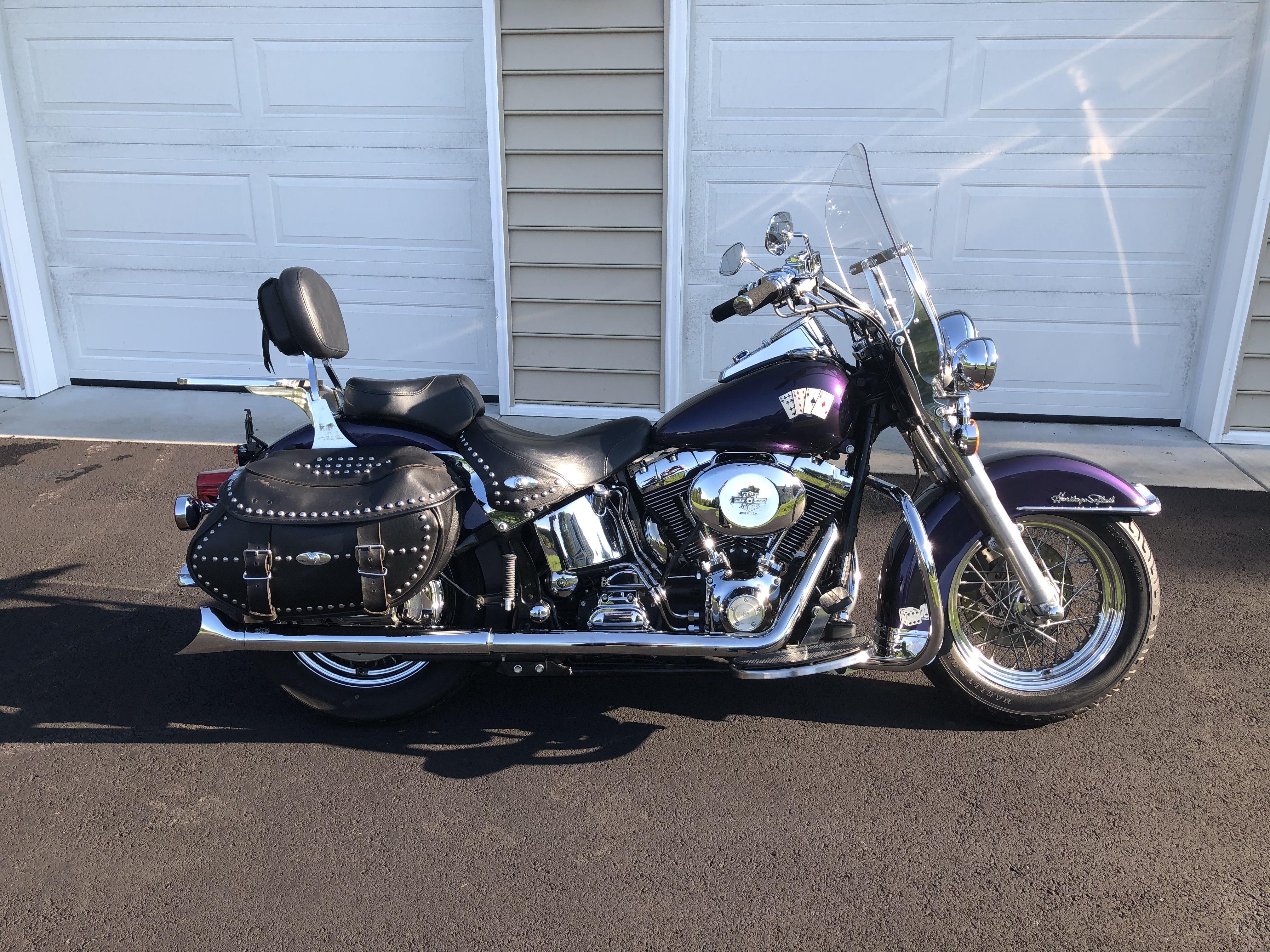 Photo 2000 Harley-Davidson HERITAGE SOFTAIL CLASSIC $8000169.60169.60