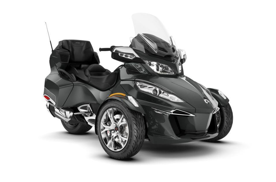 Photo 2019 Can-Am Spyder RT Limited SE6 - Chrome Edition $22997