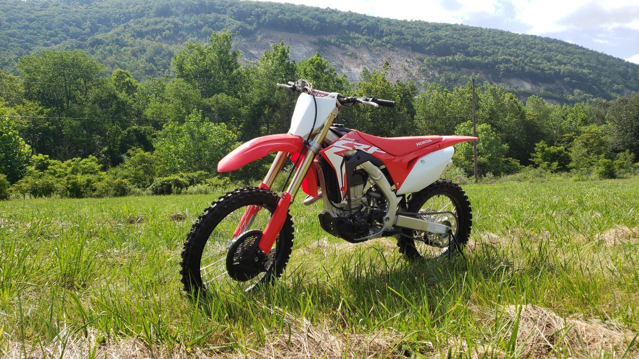 Photo 2021 Honda CRF450R $9599