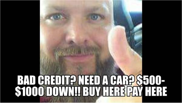 Photo $1000 DOWN BAD CREDIT BUY HERE PAY HEREWE FINANCE -1000 - $1000 (winston salem buy here pay here on lot financing bad credit)