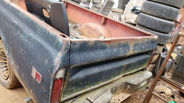 Photo 1969 1970 chevy truck long bed - $450 (Lexington nc)