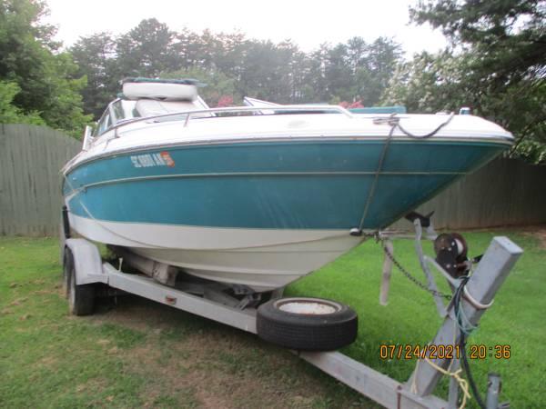 Photo 1996searay boat needs engine - $2,200 (Walnut Cove)