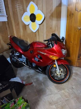 Photo 2002 Suzuki kitana gsxf 750 - $2,500 (Fallston)