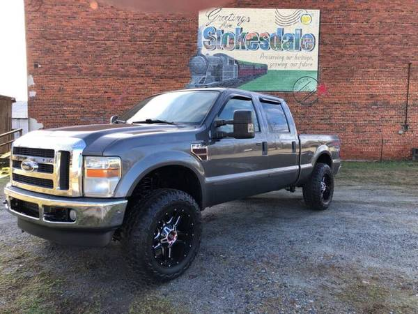Photo 2008 Ford F250 XLT 4X4 LOWMILES HEADTURNER - $21999 (PRIORITYONEAUTOSALES.COM)