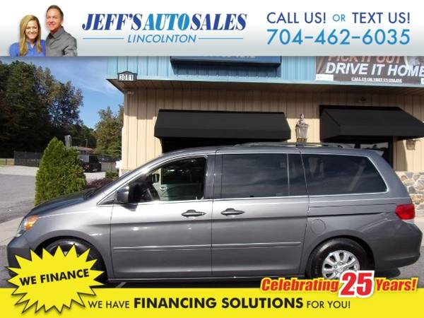 Photo 2008 Honda Odyssey EX - Down Payments As Low As $500 (Down Payment)