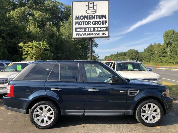 Photo 2009 Land Rover Range Rover Sport 4WD 4dr HSE - $13,995 (2009 Land Rover Range Rover Sport 4WD 4dr)