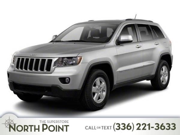 Photo 2012 Jeep Grand Cherokee RWD 4dr Laredo - $12193 (_Jeep_ _Grand Cherokee_ _SUV_)