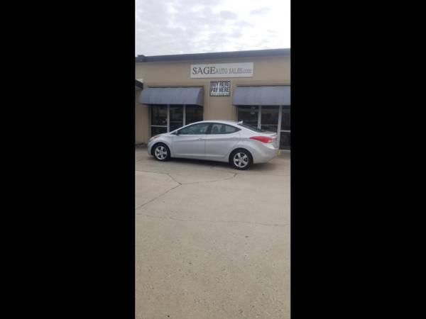 Photo 2013 Hyundai Elantra Limited - $6900 (High Point, NC)