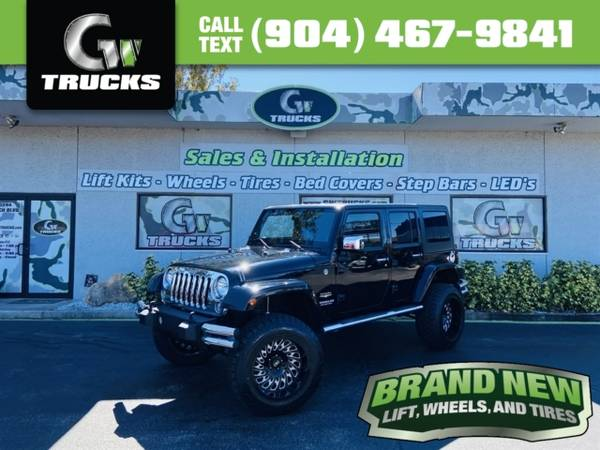 Photo 2014 Jeep Wrangler Unlimited - $25,699 (2014JeepWrangler Unlimited)